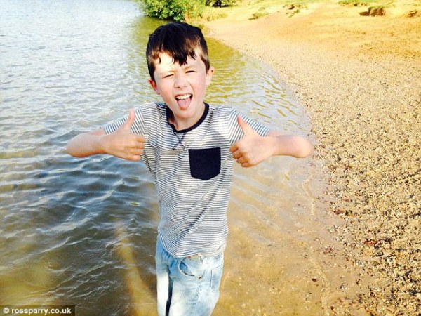 Grandfather, 64, of nine-year-old boy is charged with his ...