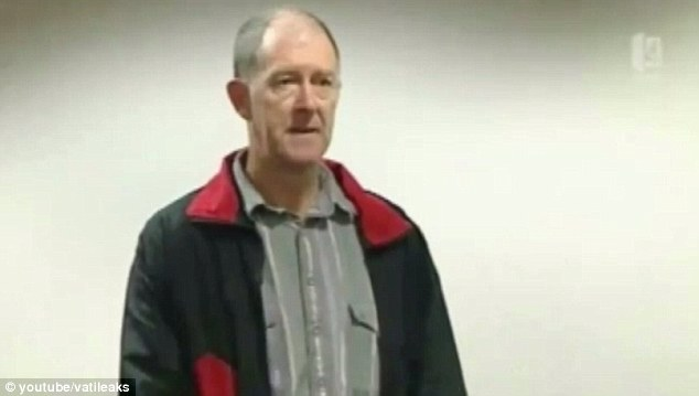 McGrath allegedly committed the crimes during his time as a Catholic brother  in the 1970s and 1980s