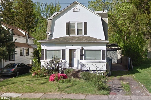 This tidy suburban house in Englewood, New Jersey, was used by Chinese sex traffickers for more than a year, police say. It had a full closed-circuit TV system and surveillance cameras inside