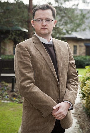 Gary Walker (pictured) was forced to fight a two-year battle against his dismissal from the NHS