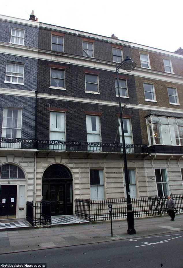 It is believed that Sullivan will pay £25 million for the 24-bedroom house in Marylebone, pictured
