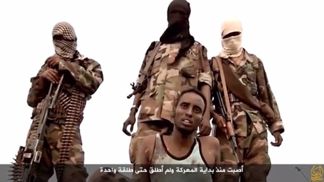 Image result for al shabaab beheads