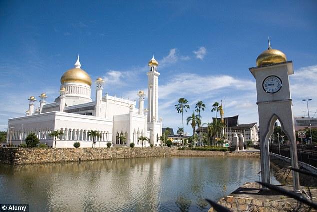 Brunei S Island Crossword Clue
