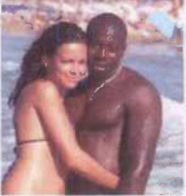 Radicalised:Hayat Boumeddiene (left) pictured with her husband Amedy Coulibaly (right) who is one of the three terrorists who brought France to a halt in 48 hours of bloodshed