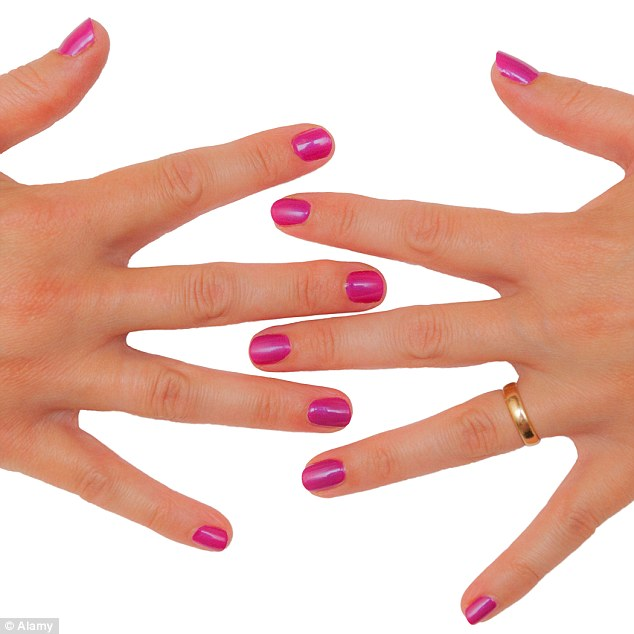 Use Vaseline to smarten up a fading manicure by putting a quick slick on each nail to improve the shine