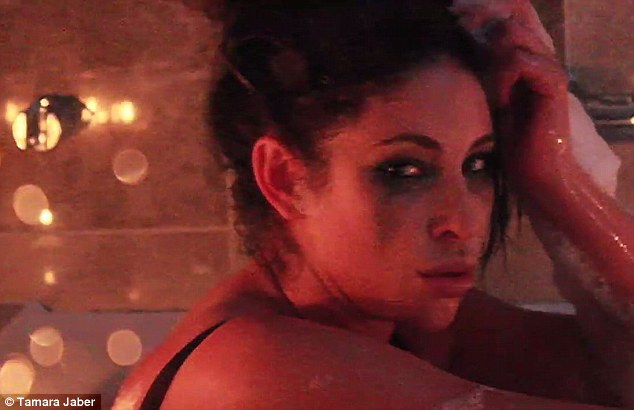 Tamara Jaber Flaunts Inflated Lips In New Music Video
