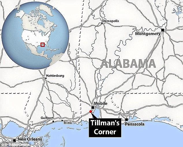 Brittney Wood was last seen at Tillman's Corner, Alabama, in May 2012. She is presumed dead
