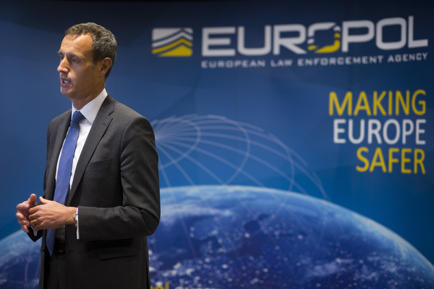 Europol director Rob Wainwright, pictured, unveiled a new report on changes in how the jihadist group operates