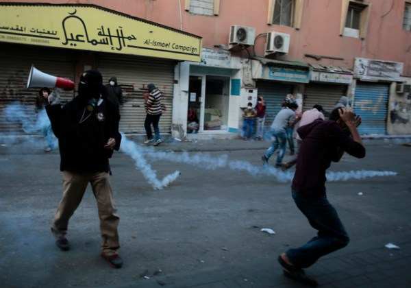 Bahrain Shiites march, clash with police over jailed ...