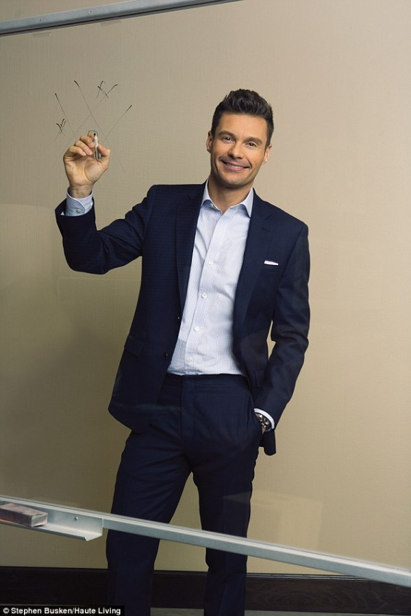 Ryan Seacrest on launching Keeping Up With The Kardashians ...