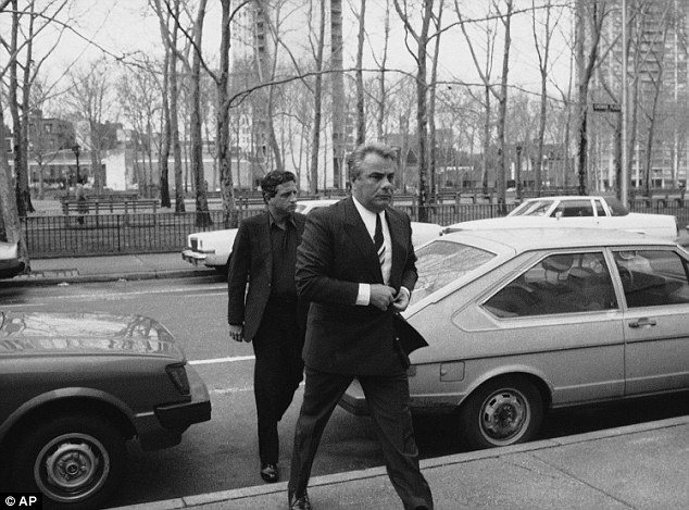 Gotti Jr recalls in his book going to visit his father in prison in the 1970s. He also describes his father's so-called 'dental furloughs' in which the infamous mobster paid off armed guards in order to spend a day with his family outside prison