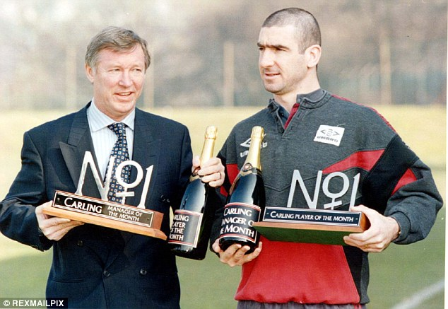 According to the club's official site, manchester united. Eric Cantona avoided Sir Alex Ferguson's hairdryer for ...
