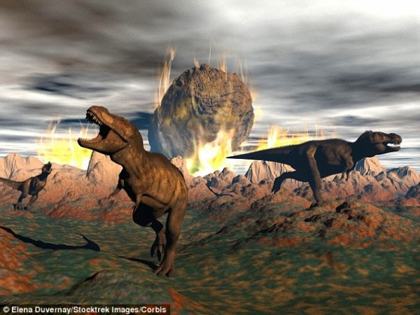 Dinosaurs were NOT wiped out by a global firestorm | Daily ...
