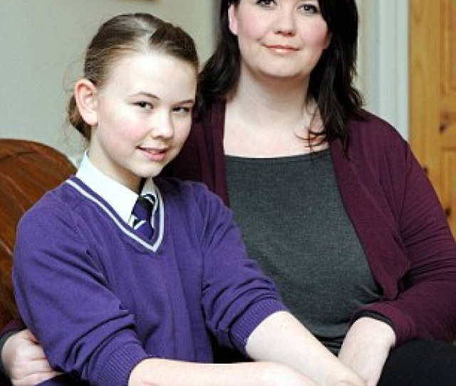 She Was Embarrassed Deborah Finch With Her Daughter Durham Free School Pupil