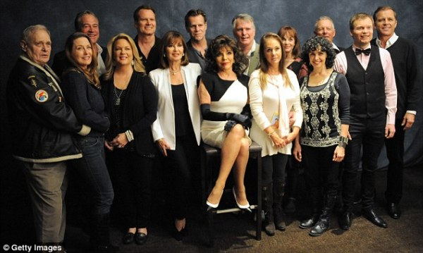 If you could meet (and talk to) a Dynasty actor, who would ...
