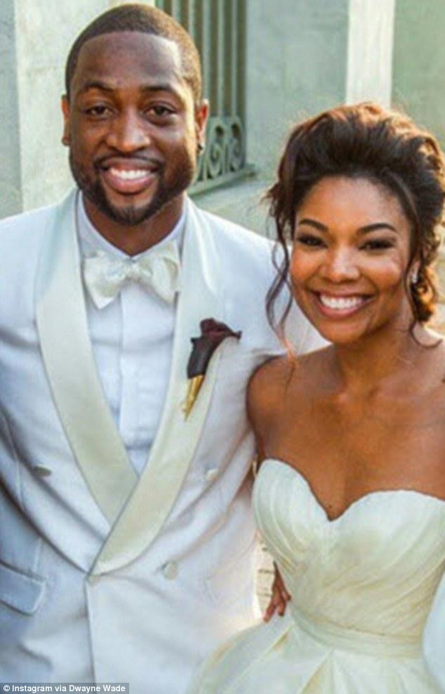 Gabrielle Union Explains Why She Asked NBA Husband Dwyane