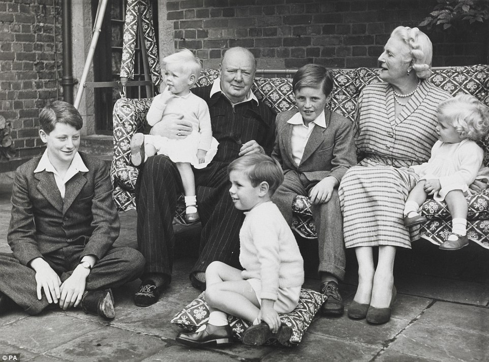 Image result for churchill children pictures