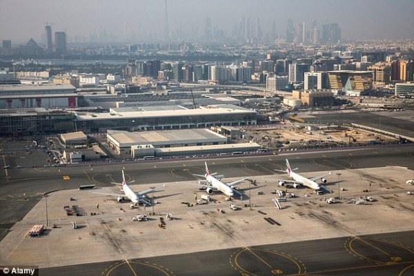 Dubai passes London Heathrow as world's busiest ...