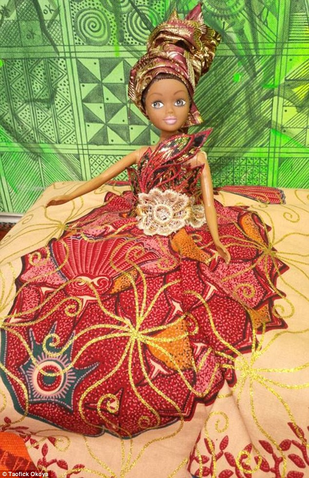 The doll is now so popular that, it is selling up to 9,000 units a month - 15 per cent of the country's toy market