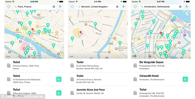 cleanbm clean bathroom finder locate public bathrooms with free