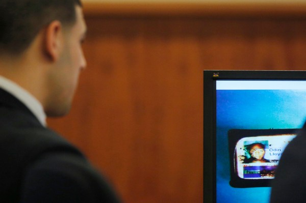 Judge tells victim's mom not to cry in Hernandez testimony ...