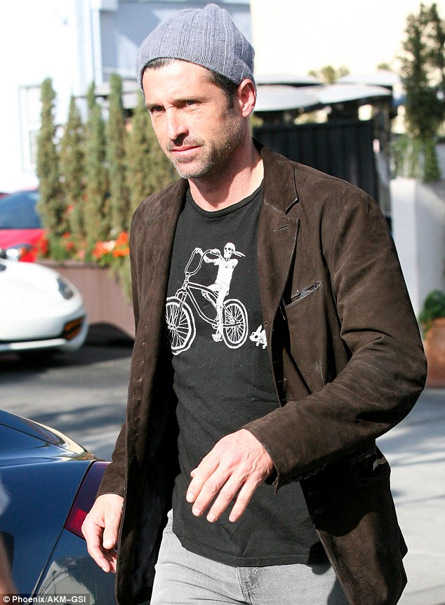 Patrick Dempsey Goes Without Wedding Band Following Split