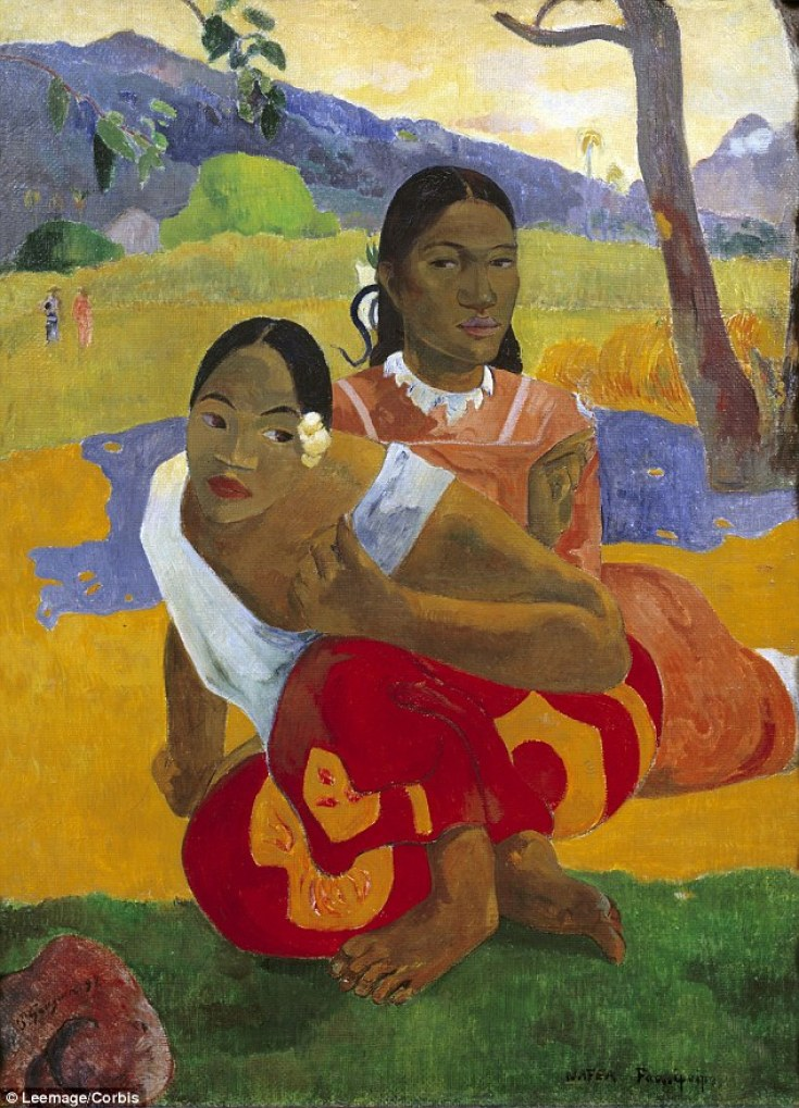 Paul Gauguin's 1892 painting Nafea Faa Ipoipo (When will you marry ?) has sold to Qatar for almost £200million, it has been reported