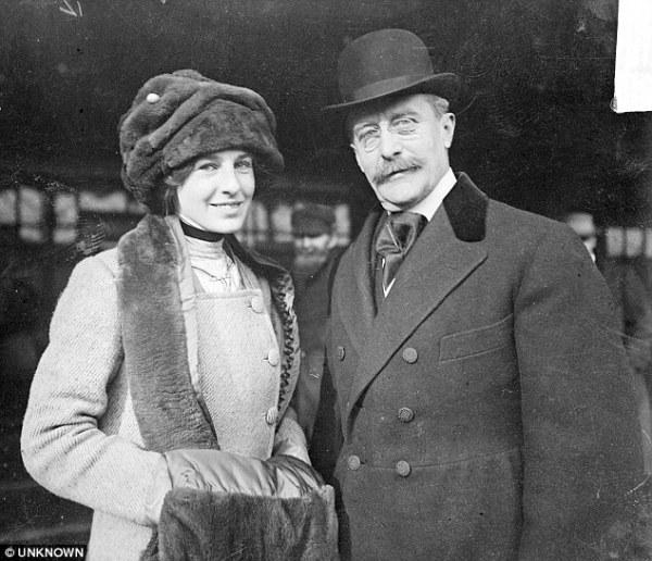 Great-granddaughter of tycoon Mr Selfridge says he wasn't ...