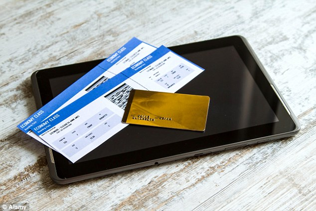 It's also recommended to use a credit card for your booking whenever possible and to keep all documents
