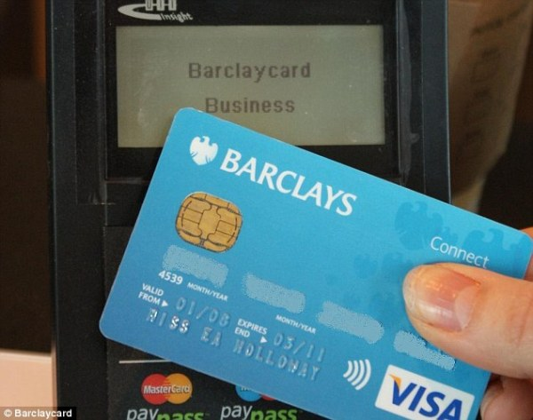Barclays charged me for a company's goods I never received ...