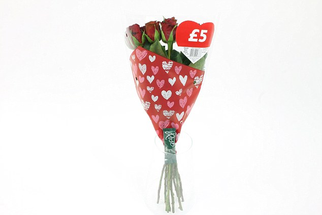 Discount Supermarkets Gear Up For Valentines Day By