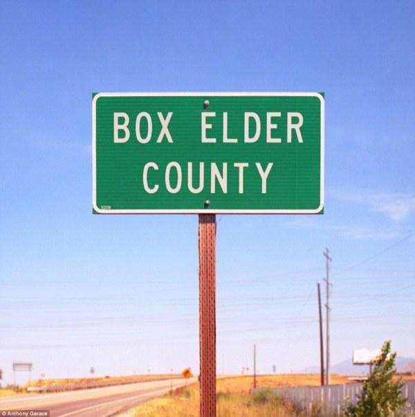 Photographer Anthony Gerace captures Utah's Box Elder ...