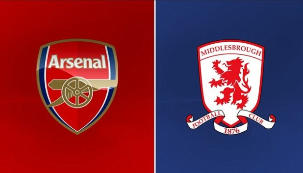 Image result for arsenal vs boro