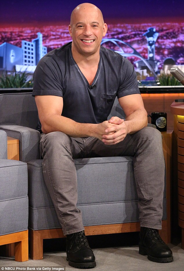 Vin Diesel Does Karaoke Rendition Of Maroon 5 Song My Heat