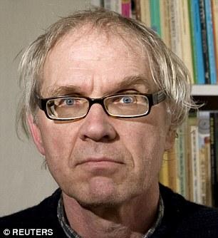 Polémico: Lars Vilks se dijo estar hablando en el evento, titulado Arte, la blasfemia y la libertad de expresión