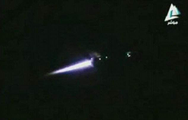Video: medios de comunicación egipcios mostraron la fuerza aérea del país despegar antes de los ataques de esta mañana