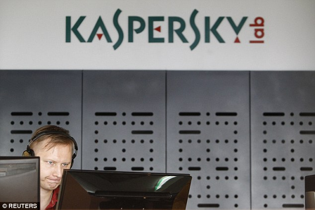 The NSA has figured out how to hide spying software deep within hard drives , giving the agency the means to eavesdrop on the majority of the world's computers, according to Kaspersky (file photo)