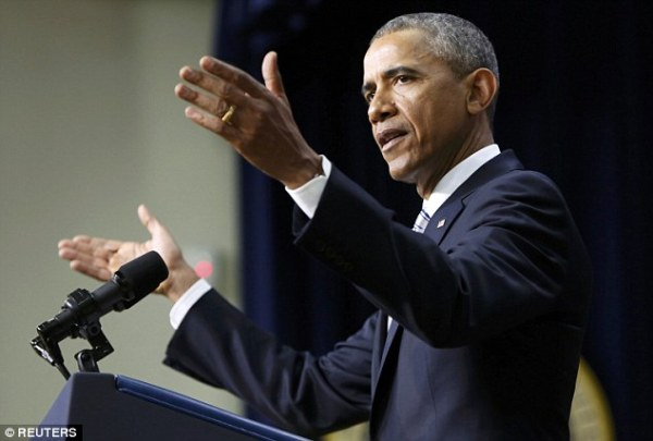 President Barack Obama doubles down on refusal to call ...
