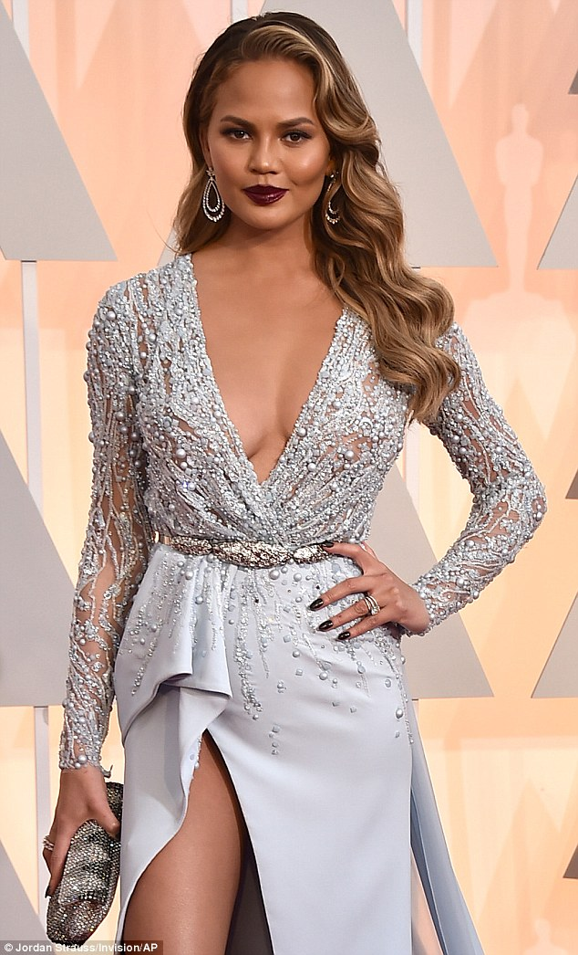Image result for chrissy teigen