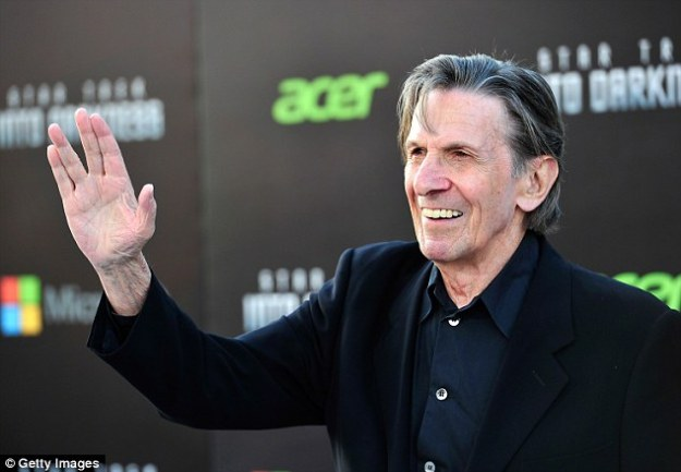 Leonard Nimoy was taken to UCLA Medical Center on February 19 after suffering severe chest pains. His wife Susan Bay confirmed he passed away at his home on Friday morning