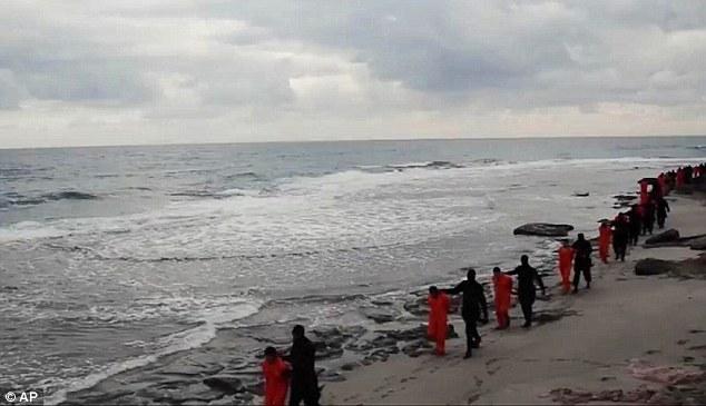 Lo real: Cada niño aparece profundo en el carácter, mate del estudio de la auténtica vídeo asesinato copto
