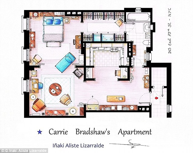 The Apartment In The Big Bang Theory Is Americas Favorite