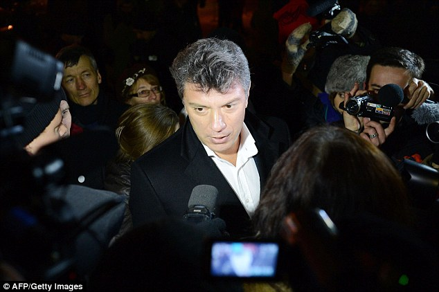Nemtsov había expresado públicamente su preocupación por su vida a principios de este mes y fue muy franco en su oposición a Putin, en la foto en un mitin de medios en Moscú en 2012