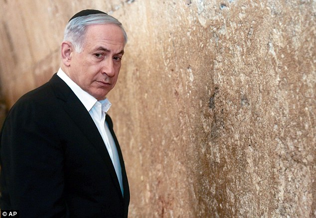 Electronic war: Israeli Prime Minister Benjamin Netanyahu said that the country's electronic battles against cyberattacks were regarded as Israel's most important defense