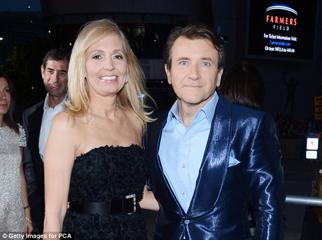 Divorce Shark Tank-style: Robert Herjavec, who's worth an estimated $200 million, said Tuesday he and wife Diane Plese are getting divorced. The couple married in 1990 and have three children