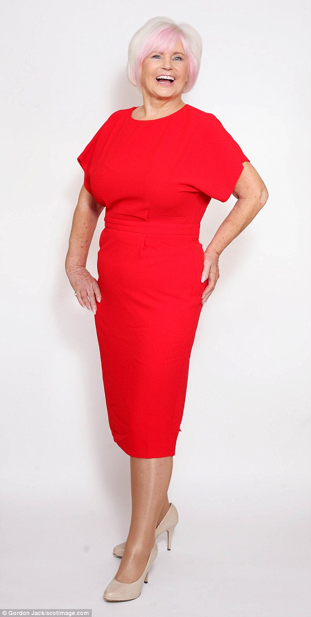 The Rise Of The Over 50s Pageant Queens Daily Mail Online
