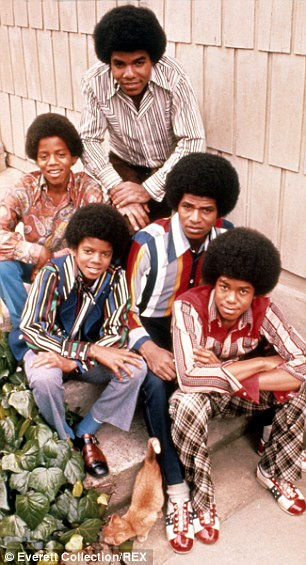 Mutual fans: The American actress said she spent time with the entire Jackson 5, who were fans of The Brady Bunch