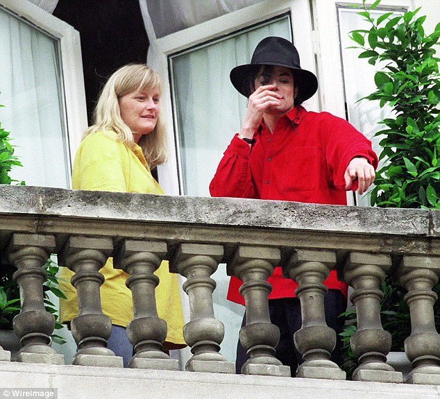 Legacy: He had Michael Joseph, 18, and Paris, 16, with his second wife Debbie Rowe, and a third child, Prince Michael or 'Blanket, with the help of a surrogate mother