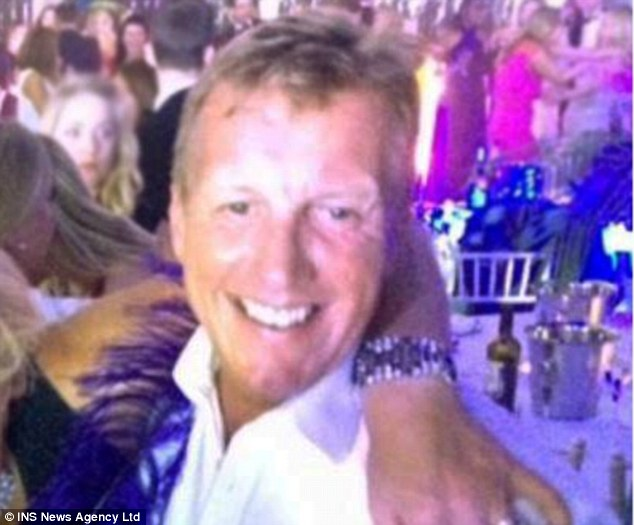 The father-of-two, who sits on the game's global ruling body, the Hurlingham Polo Association, was arrested in May last year following a tip-off from Russian police linking his email to indecent images