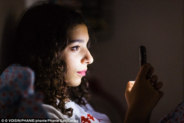 Many adults now spend more time using laptops and phones than they do sleeping, a survey found